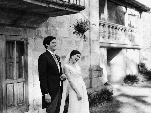 La boda de Pepe y Adri en Nigran, Pontevedra 51