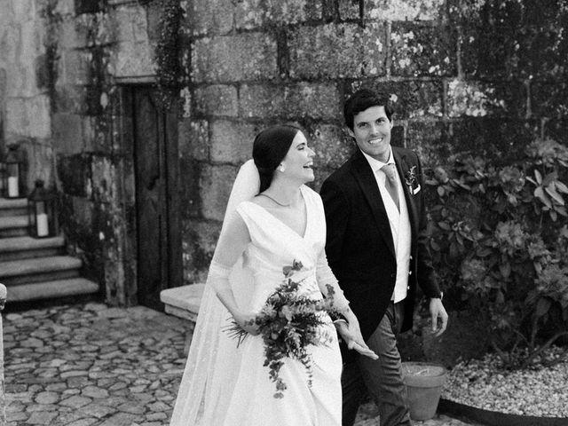La boda de Pepe y Adri en Nigran, Pontevedra 54