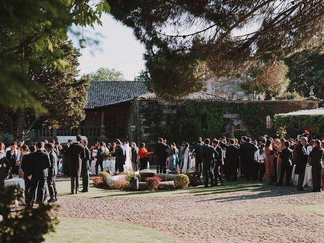 La boda de Pepe y Adri en Nigran, Pontevedra 56