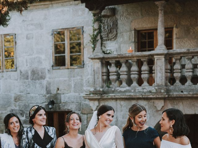 La boda de Pepe y Adri en Nigran, Pontevedra 59