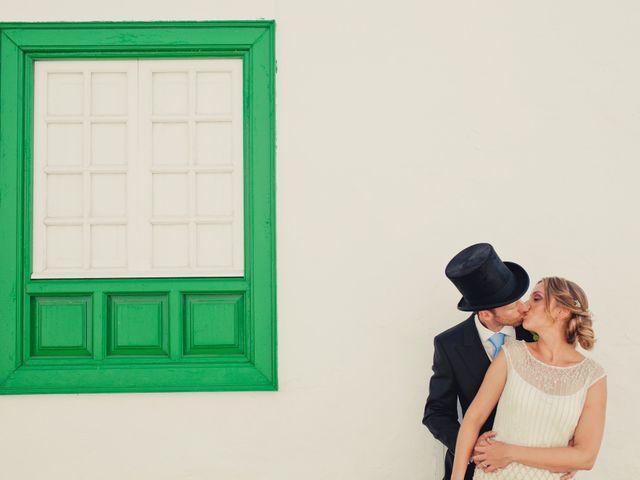 La boda de Nuria y James