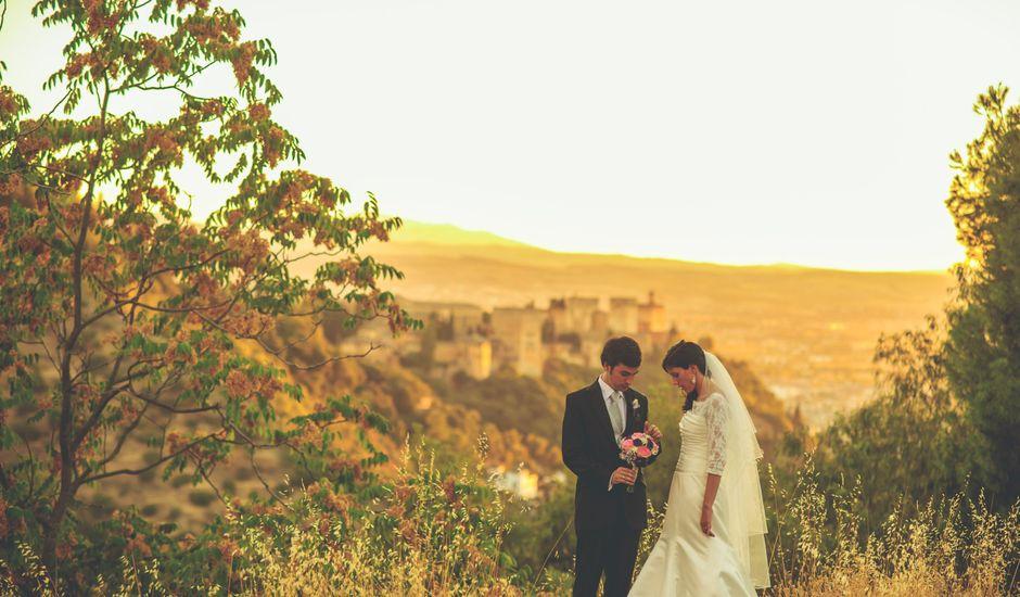 La boda de José Alberto y Maja en Granada, Granada