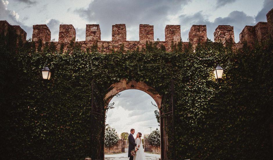 La boda de Guada y Pablo en Cáceres, Cáceres
