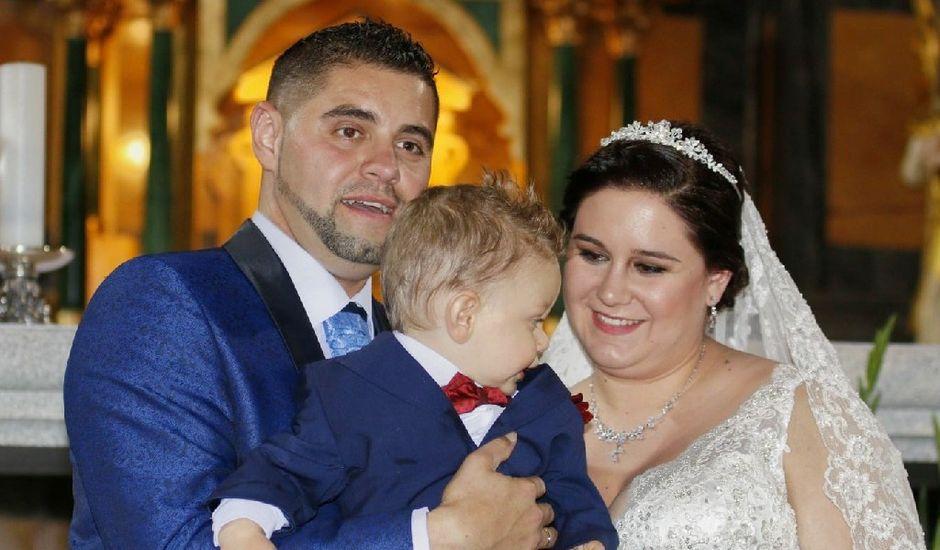 La boda de Jose y Lucia en Almorox, Toledo