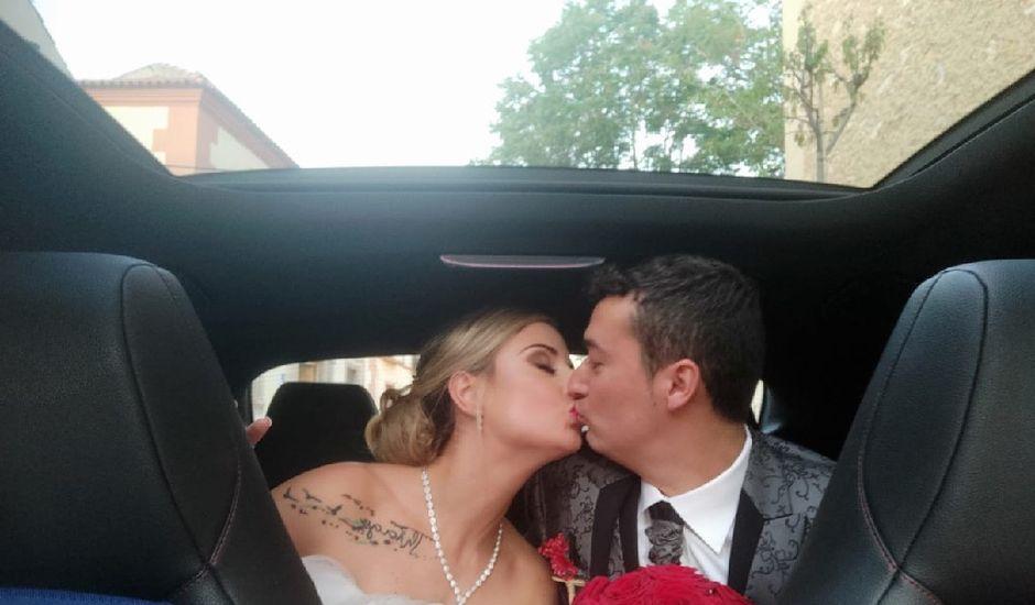 La boda de Terron y Maruxi en Almansa, Albacete