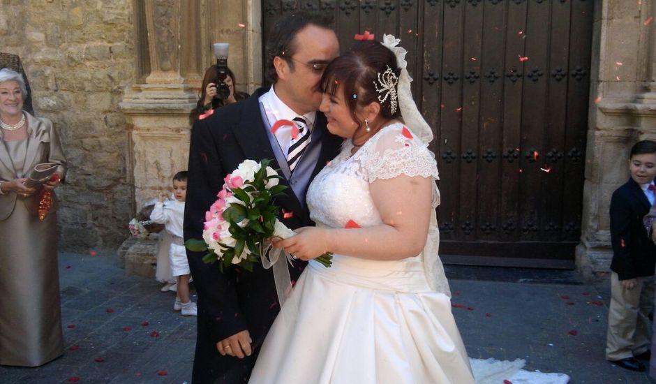 La boda de Curro  y  Carmen en Jaén, Jaén