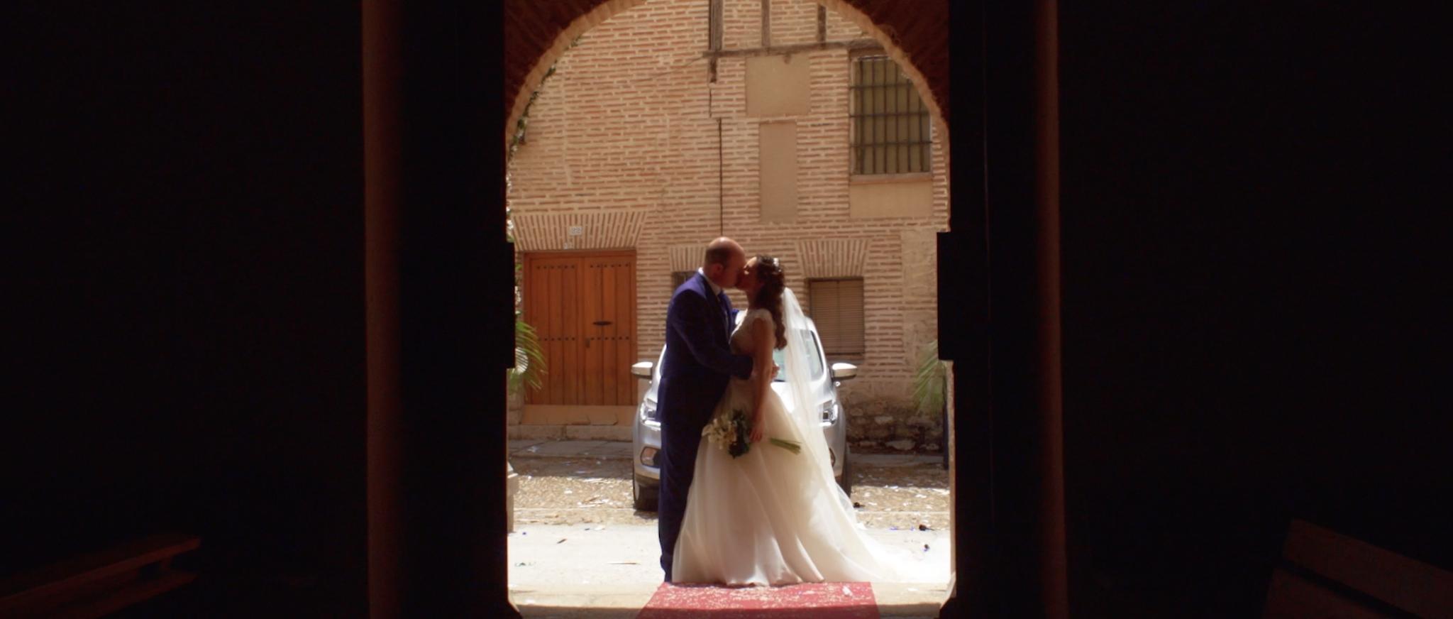 La boda de David y Silvia en Arevalo, Ávila