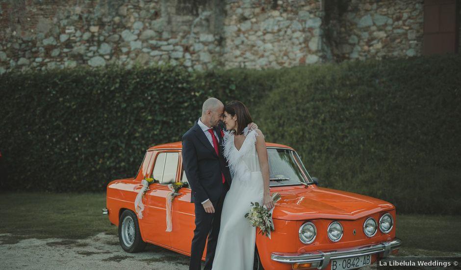 La boda de Lluís y Almudena en Mataró, Barcelona