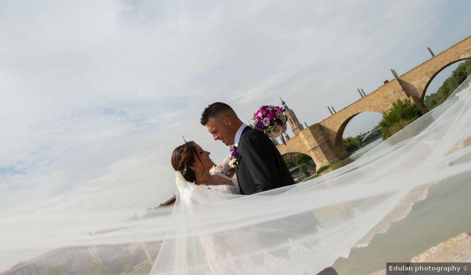 La boda de Ivan y Rebeca en Zaragoza, Zaragoza