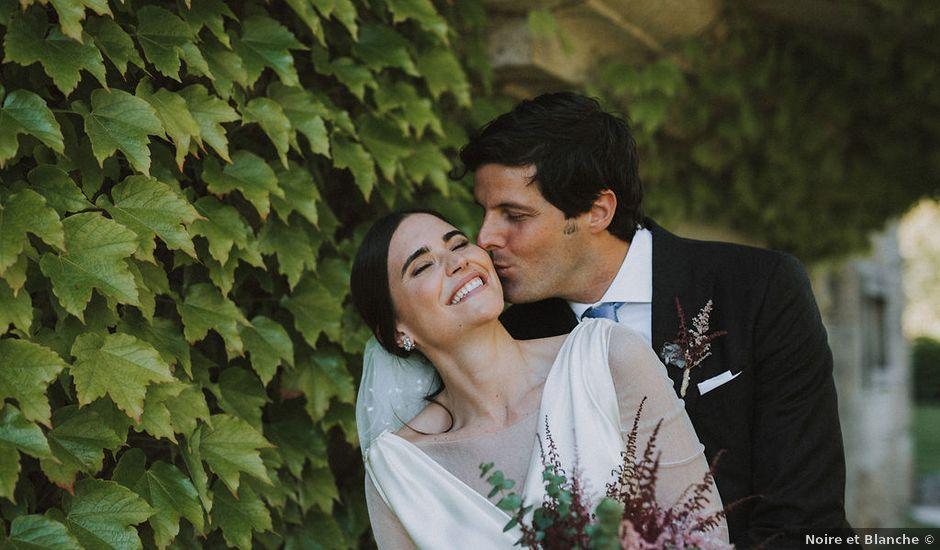 La boda de Pepe y Adri en Nigran, Pontevedra