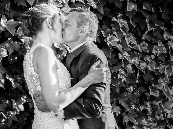 La boda de María y Felix