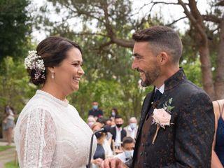 La boda de Ana María Suárez Gutiérrez  y Aridany Ramos Vega