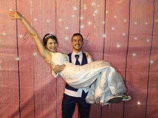 La boda de Oriana y Lorenzo