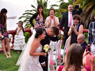 La boda de Betty y Pachi 1