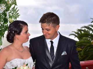 La boda de Betty y Pachi