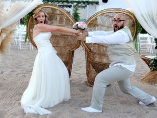 La boda de Jessica y Arnau 1