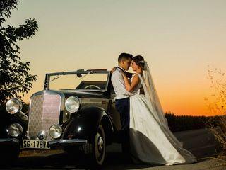 La boda de Tatiana  y Andres 3