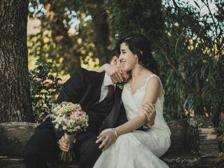 La boda de Sara y Josué 1