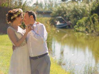 La boda de Jenely y Alain