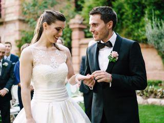 La boda de Vanesa y Manel