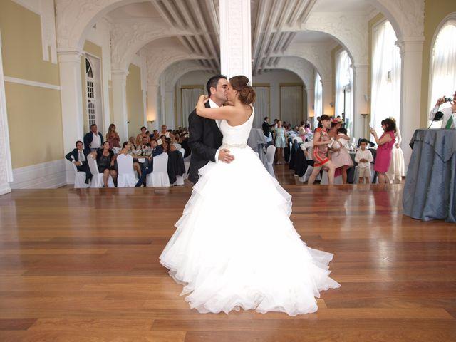 La boda de Charo y Ander