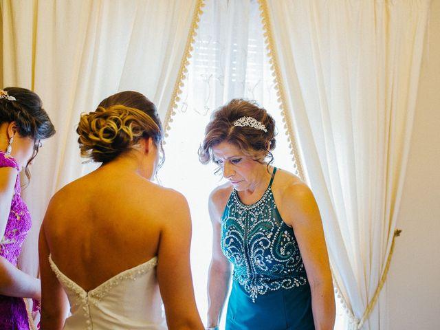 La boda de Fernado y Lorena en Alhaurin El Grande, Málaga 16