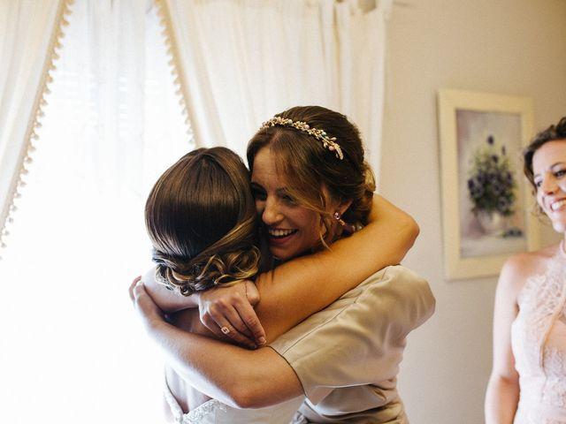 La boda de Fernado y Lorena en Alhaurin El Grande, Málaga 20
