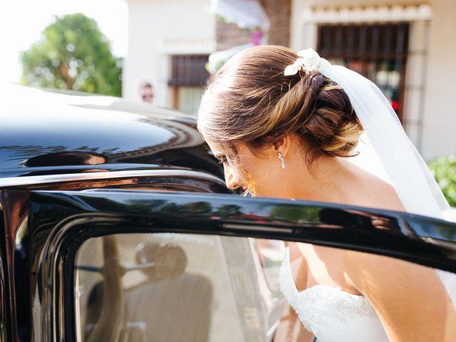 La boda de Fernado y Lorena en Alhaurin El Grande, Málaga 28