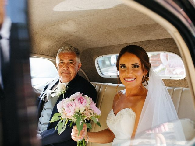 La boda de Fernado y Lorena en Alhaurin El Grande, Málaga 29
