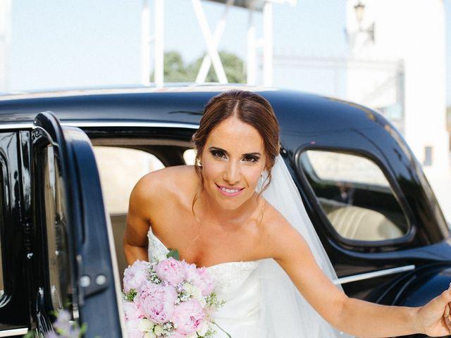 La boda de Fernado y Lorena en Alhaurin El Grande, Málaga 30