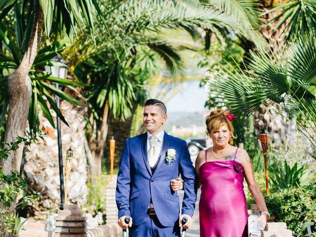La boda de Fernado y Lorena en Alhaurin El Grande, Málaga 31