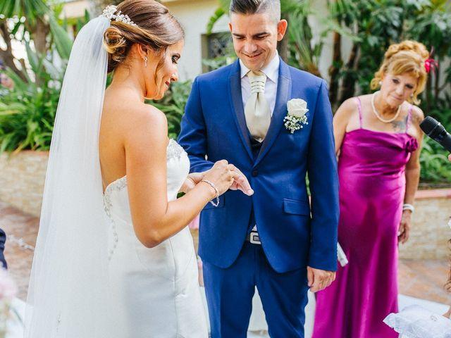 La boda de Fernado y Lorena en Alhaurin El Grande, Málaga 33