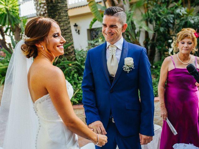 La boda de Fernado y Lorena en Alhaurin El Grande, Málaga 34