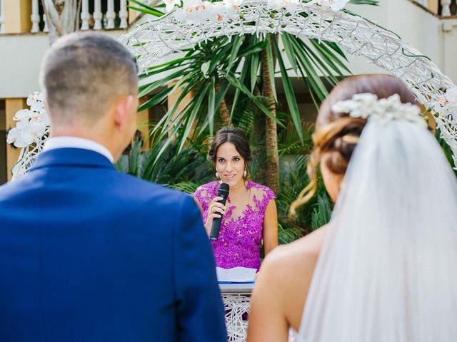 La boda de Fernado y Lorena en Alhaurin El Grande, Málaga 38