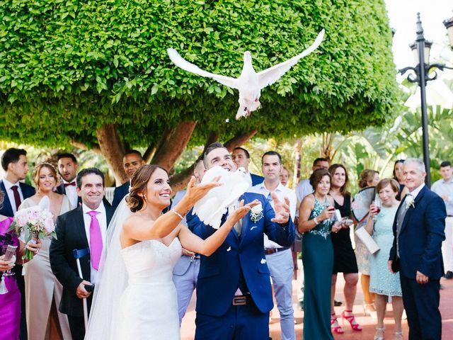 La boda de Fernado y Lorena en Alhaurin El Grande, Málaga 44