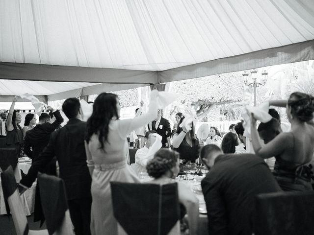 La boda de Fernado y Lorena en Alhaurin El Grande, Málaga 47