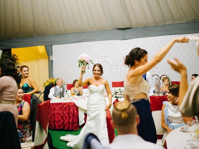 La boda de Fernado y Lorena en Alhaurin El Grande, Málaga 49