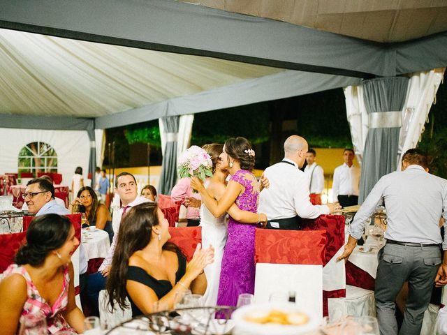La boda de Fernado y Lorena en Alhaurin El Grande, Málaga 50