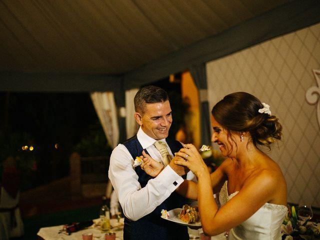 La boda de Fernado y Lorena en Alhaurin El Grande, Málaga 53