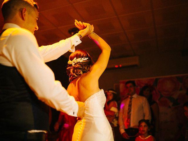 La boda de Fernado y Lorena en Alhaurin El Grande, Málaga 60