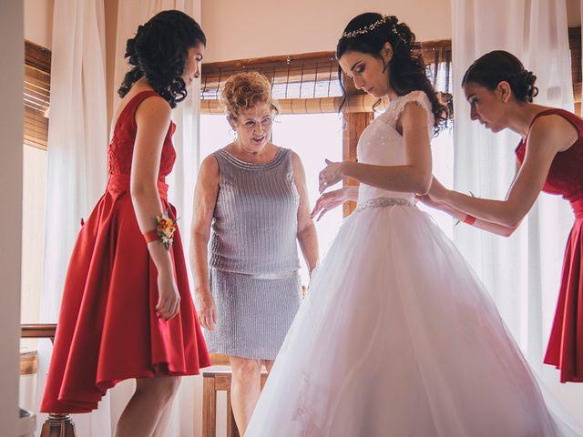 La boda de Borja y Natalia en Corcoles, Guadalajara 20