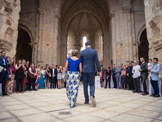 La boda de Borja y Natalia en Corcoles, Guadalajara 27