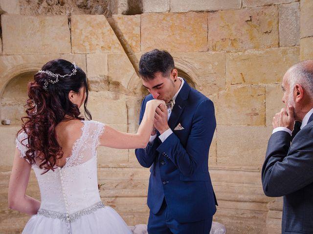 La boda de Borja y Natalia en Corcoles, Guadalajara 30