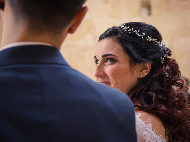 La boda de Borja y Natalia en Corcoles, Guadalajara 34
