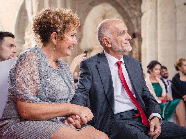 La boda de Borja y Natalia en Corcoles, Guadalajara 36