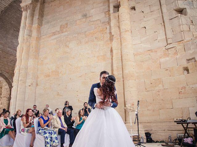 La boda de Borja y Natalia en Corcoles, Guadalajara 37