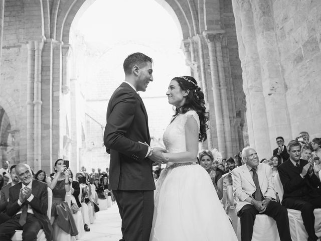 La boda de Borja y Natalia en Corcoles, Guadalajara 38