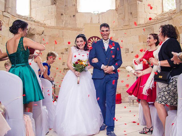La boda de Borja y Natalia en Corcoles, Guadalajara 39