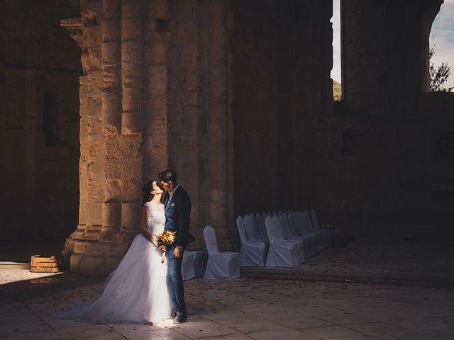 La boda de Borja y Natalia en Corcoles, Guadalajara 40