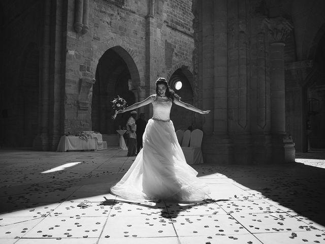 La boda de Borja y Natalia en Corcoles, Guadalajara 41